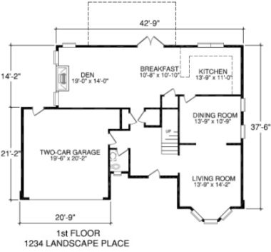 Professional Accurate Square Footage Measurements Nc